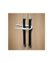 ADJUSTABLE CABINET LOCK