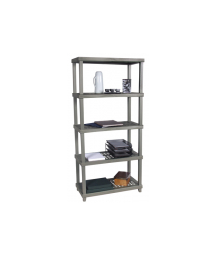 RACK FOR 250kg W/ 5 SHELVES