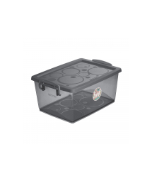 LATCH DARK GRAY ORGANIZER 7.5 LITERS