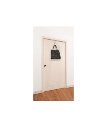 DOUBLE METAL AND CERAMIC HOOK - DOOR