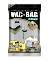 VAC BAG SET (PUMP + 4 MEDIUM)