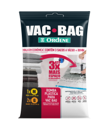 VAC BAG SET (PUMP + 1 MEDIUM + 2 LARGE)