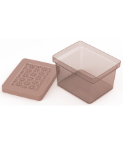HIGH MULTIPURPOSE BOX S - 2,8L WITH LID