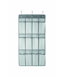 NON-WOVEN DOOR SHOE ORGANIZER 12PART
