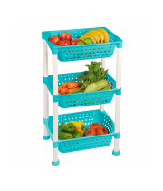 FRUIT RACK WITH 3 TRAYS